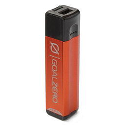 Goal Zero Flip 10 Recharger, Brushfire Red, 256