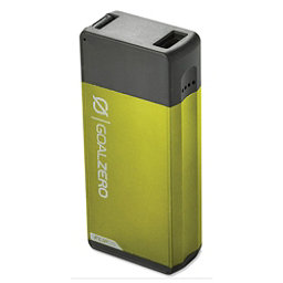 Goal Zero Flip 20 Recharger, Gz Green, 256