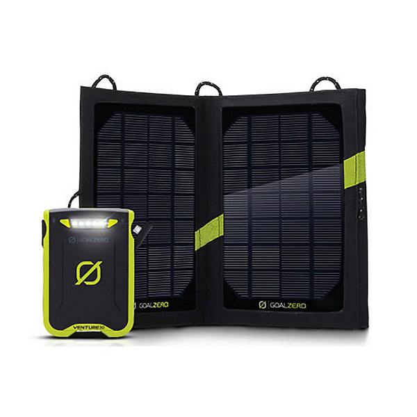 Goal Zero Venture 30 Solar Recharging Kit, , 600