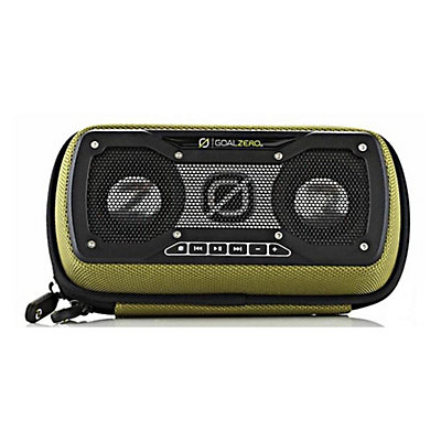 Goal Zero Rock Out 2 Wireless Speakers, Green, viewer