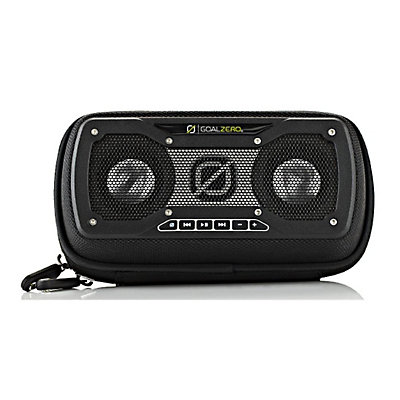 Goal Zero Rock Out 2 Speakers, Black, viewer