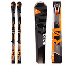 Volkl RTM 81 Skis with IPT WideRide 12.0 Bindings 2017, , 256