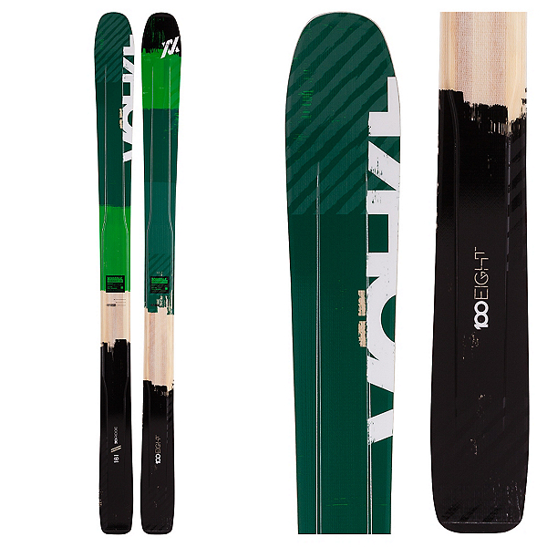 Volkl 100Eight Skis 2017, , 600