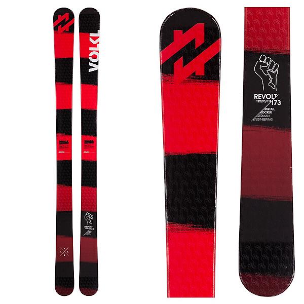 Volkl Revolt Skis 2017, , 600