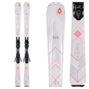 Volkl Flair 75 Womens Skis with 4Motion 10.0 Bindings 2017, , medium