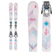 Volkl Chica Jr. Kids Skis with 3Motion 7.0 Bindings 2017, , medium