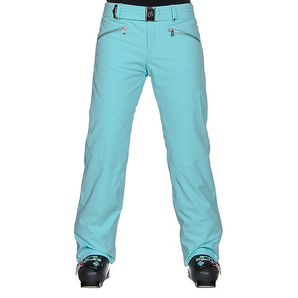Bogner Frida Womens Ski Pants, Ibiza Blue, 600
