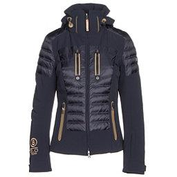 Bogner Nica Down Womens Insulated Ski Jacket, Navy, 256