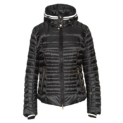 Bogner Eni Down Womens Insulated Ski Jacket, Black, medium