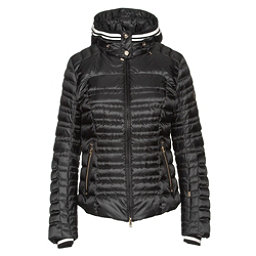 Bogner Eni Down Womens Insulated Ski Jacket, Black, 256