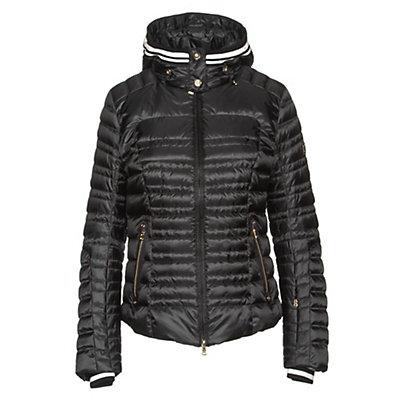 Bogner Eni D Womens Insulated Ski Jacket, Black, viewer