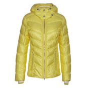 Bogner Cosma Down Womens Insulated Ski Jacket, Sun, medium