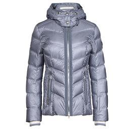 Bogner Cosma Down Womens Insulated Ski Jacket, Platinum, 256