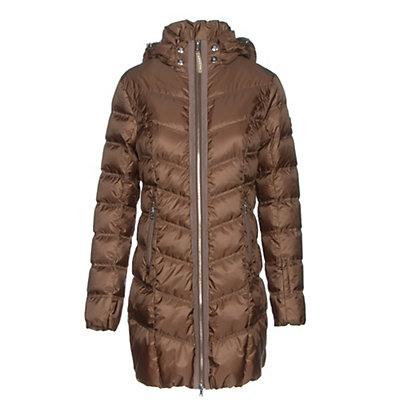Bogner Clara D Womens Jacket, Amber, viewer