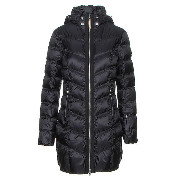 Bogner Clara Down Womens Jacket, Black, 600