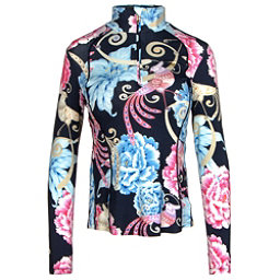 Bogner Madita Womens Mid Layer, Navy Floral, 256