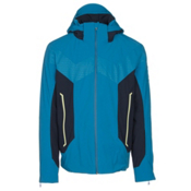 Bogner Julier Mens Insulated Ski Jacket, Electric Blue, medium