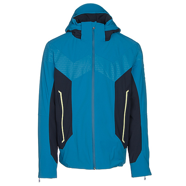 Bogner Julier Mens Insulated Ski Jacket, Electric Blue, 600