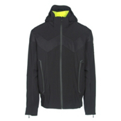 Bogner Julier Mens Insulated Ski Jacket, Black, medium
