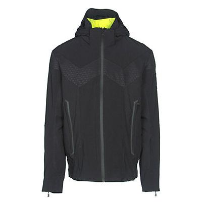 Bogner Julier T Mens Insulated Ski Jacket, Black, viewer