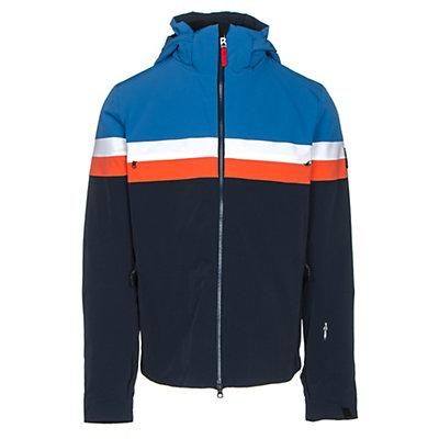 Bogner Fire + Ice Arlo Mens Insulated Ski Jacket, Steel Blue, viewer