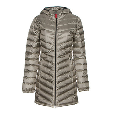Bogner Fire + Ice Aime2 Down Womens Jacket, Gold, viewer