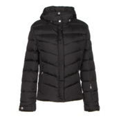 Bogner Fire + Ice Sally2 Down Womens Insulated Ski Jacket, Black, medium
