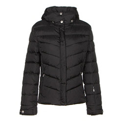 Bogner Fire + Ice Sally2 Down Womens Insulated Ski Jacket, Black, 256