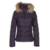 Bogner Fire + Ice Lela Down Womens Insulated Ski Jacket, Purple, medium