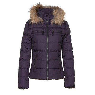 Bogner Fire + Ice Lela Down Womens Insulated Ski Jacket, Purple, viewer