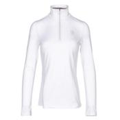 Bogner Fire + Ice Alexia2 Womens Mid Layer, White, medium