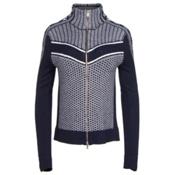 Bogner Fire + Ice Carina Womens Sweater, Navy, medium