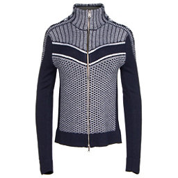 Bogner Fire + Ice Carina Womens Sweater, Navy, 256