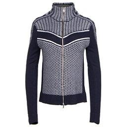 Bogner Fire + Ice Carina Womens Sweater, Navy, 256