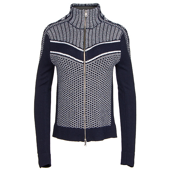 Bogner Fire + Ice Carina Womens Sweater, Navy, 600