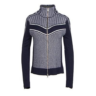 Bogner Fire + Ice Carina Womens Sweater, Navy, viewer