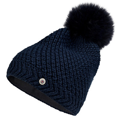Bogner Fire + Ice Lea Womens Hat, Navy, viewer