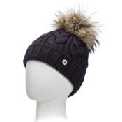 Bogner Fire + Ice Drew 17 Womens Hat, Purple, medium