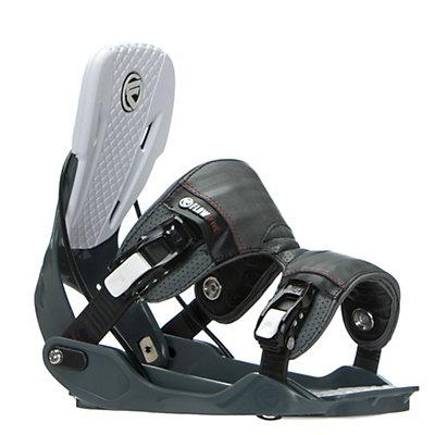 Flow Five Snowboard Bindings, Slate, viewer