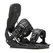 Flow Five Snowboard Bindings 2017, Black, medium