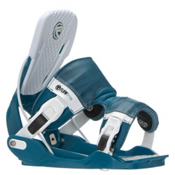 Flow Five Snowboard Bindings 2017, Blue, medium