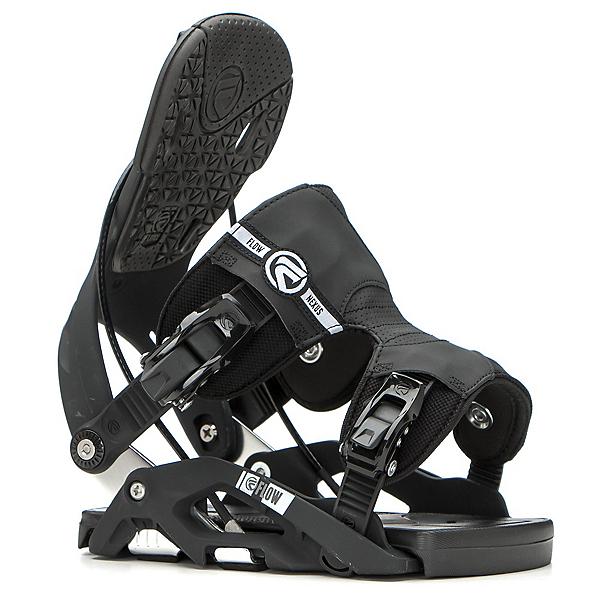 Flow Nexus Snowboard Bindings, Black, 600