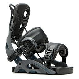 Flow Fuse Snowboard Bindings, Gunmetal, 256