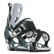 Flow NX2 Snowboard Bindings 2017, Gunmetal, medium