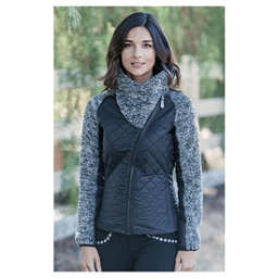 Alp-n-Rock Adriana Fleece Womens Jacket, Black, 256