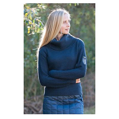 Alp-n-Rock Pontresina Womens Sweater, Dress Blues, viewer