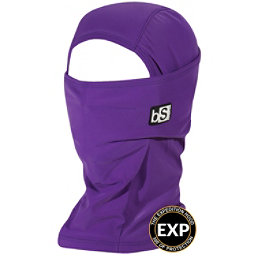 BlackStrap The Expedition Hood Balaclava, Deep Purple, 256