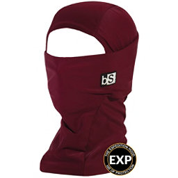 BlackStrap The Expedition Hood Balaclava, Wine, 256