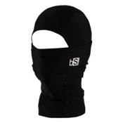 BlackStrap Hood Kids Balaclava, Black, medium