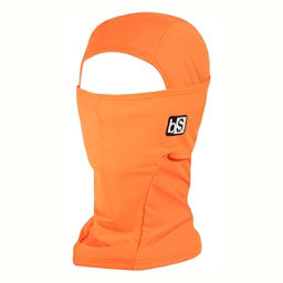 BlackStrap Hood Kids Balaclava, Bright Orange, 256